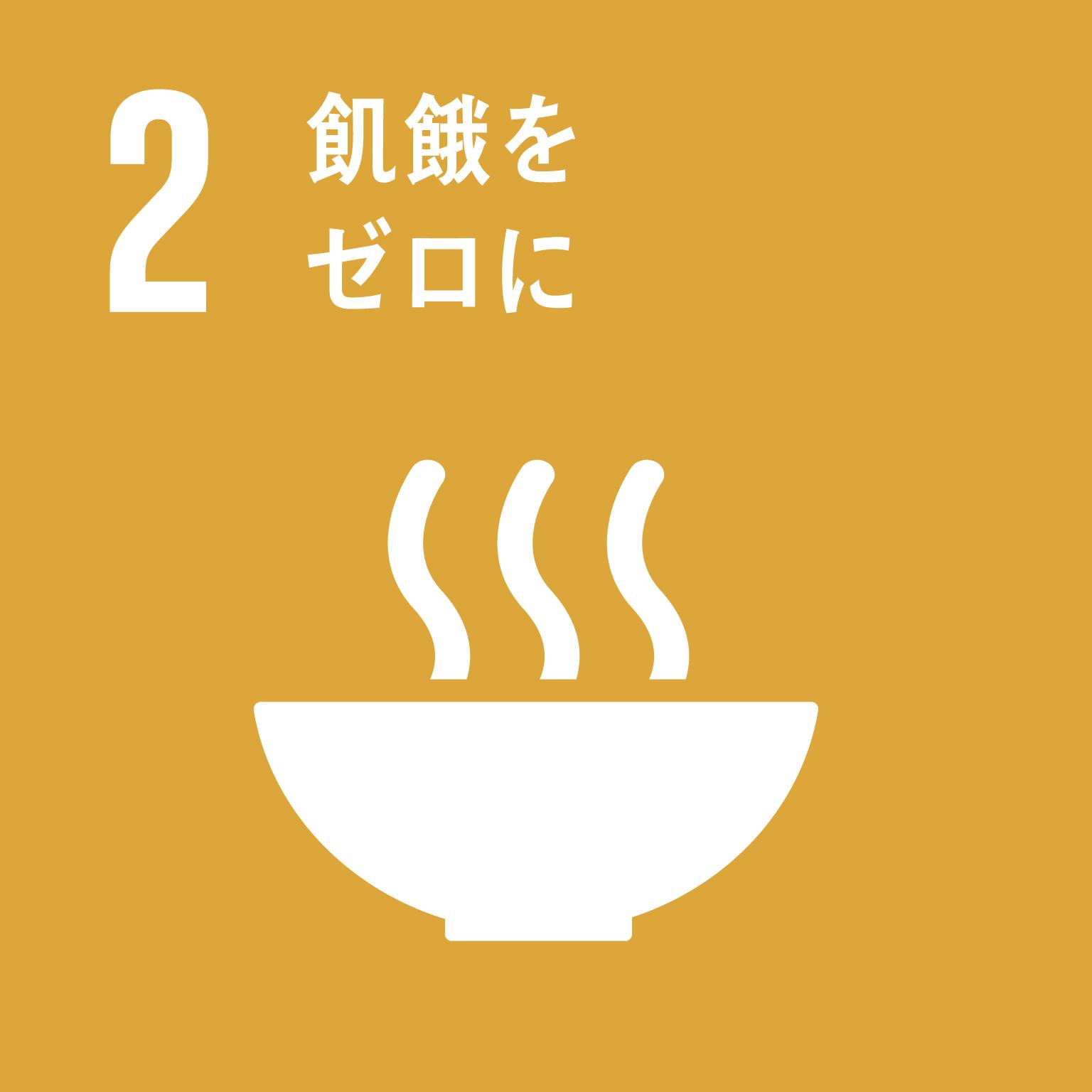 SDGs 飢餓 社会課題