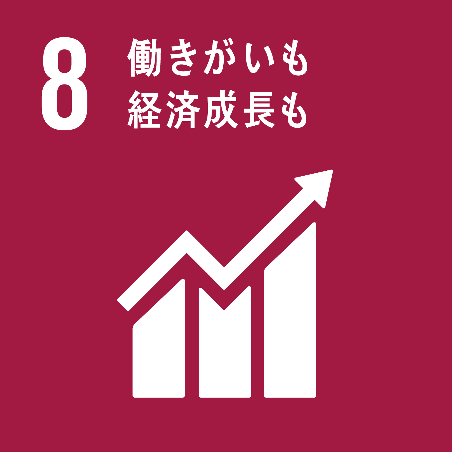 SDGs 社会課題 ディーセント・ワーク