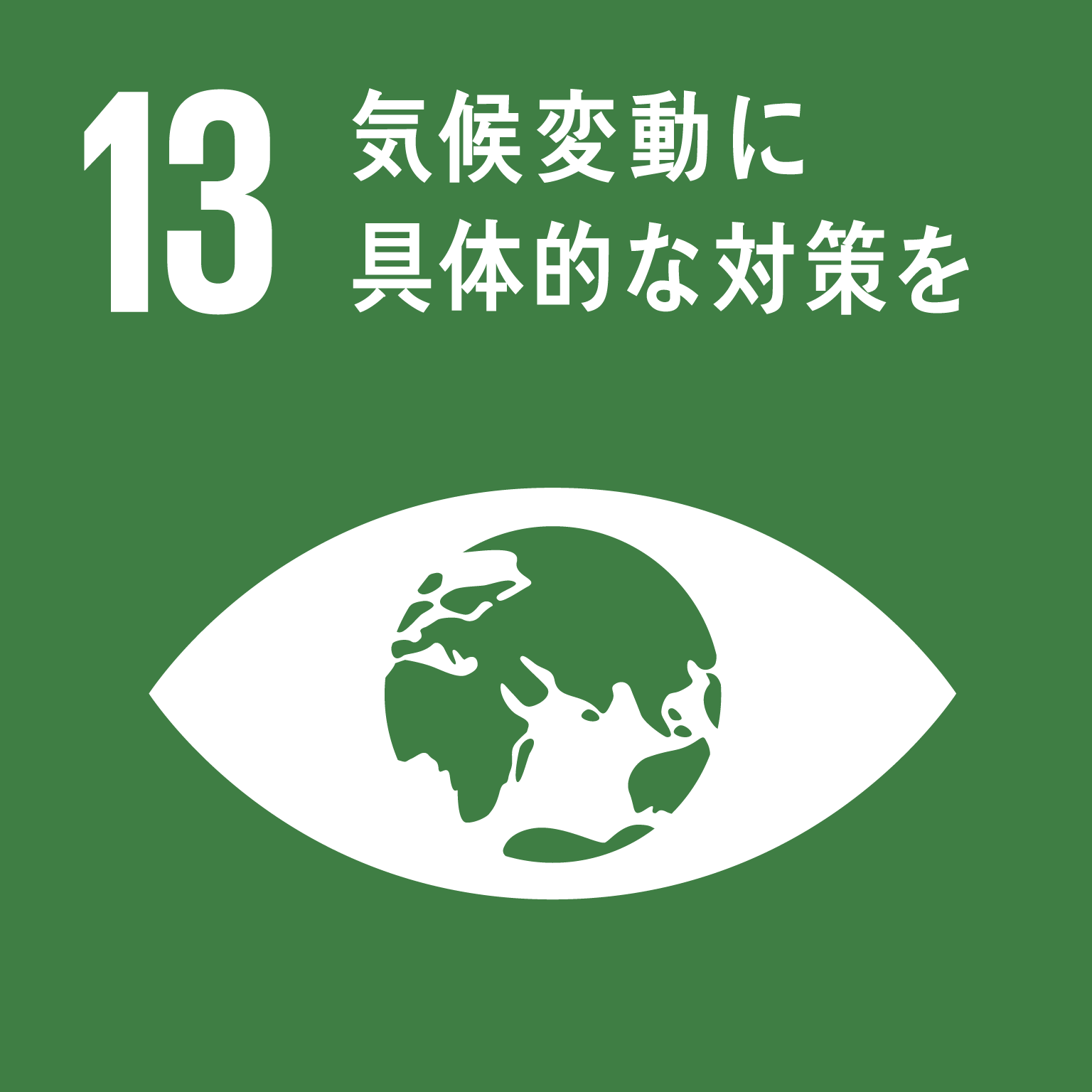 SDGs 気候変動