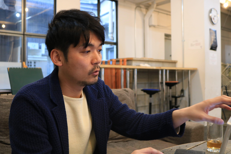社会起業家 林晋吾 ベータトリップ
